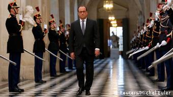 To χθεσινό αίτημα στρατιωτικής συνδρομής του προέδρου Ολάντ ξάφνιασε πολλούς