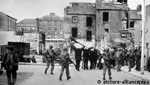 Nordirland Londonderry Bloody Sunday