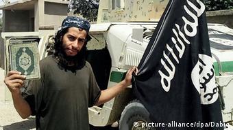 Абдельхамід Абауд загинув у ході рейду спецпризначенців на півночі Парижа