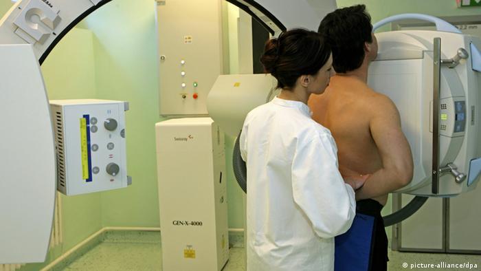 Symbolbild - Röntgengerät
