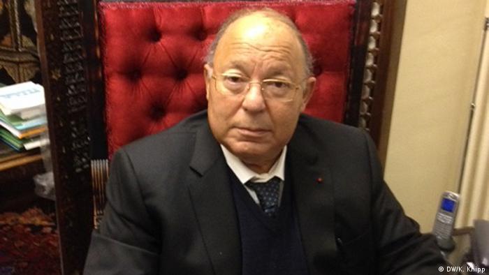 Rektor Wielkiego Meczetu Paryskiego Dalil Boubakeur
