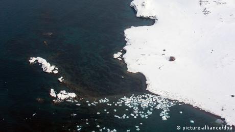 Galerie - Der Klimawandel und seine Folgen