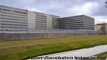 Deutschland Zentrale des Bundesnachrichtendienstes in Berlin