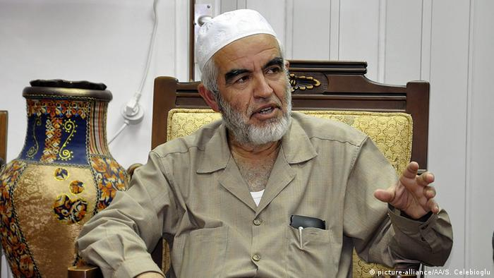 Northern Branch of Islamic Movement leader Raed Salah