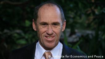 Australien Steve Killelea (Institute for Economics and Peace)
