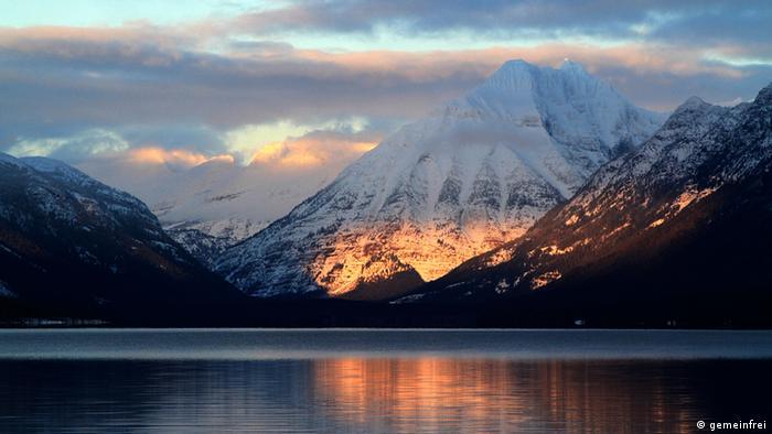 Glacier National Park NUR FÜR LIFE LINKS Gletscher