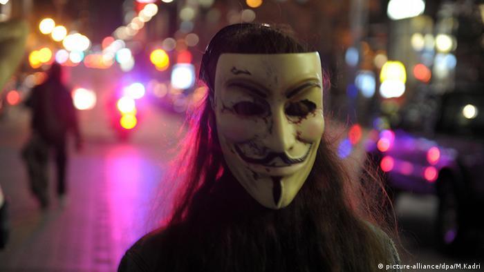Anonymous' Krieg gegen den IS: Ein aussichtsloser Kampf?