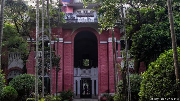 Bangladesch Universität BUET in Dhaka
