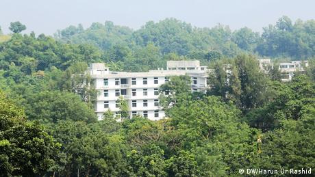 Bangladesch Universität in Chittagong
