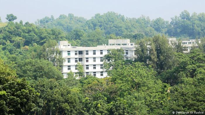 Bangladesch Universität in Chittagong