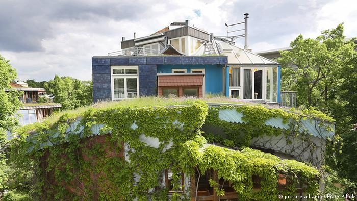 Ecohouse in Berlin