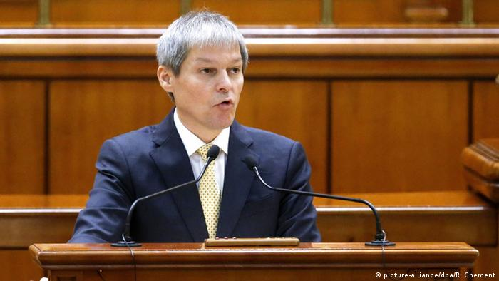 Dacian Ciolos (picture-alliance/dpa/R. Ghement)