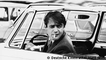 Bruno Ganz in DER SANFTE LAUF, BR Deutschland 1966/67, von Haro Senft, Copyright: Deutsche Kinemathek/Haro Senft