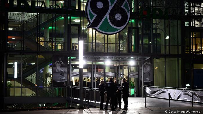 Stadion Hannover HDI Arena Deutschland Niederlande