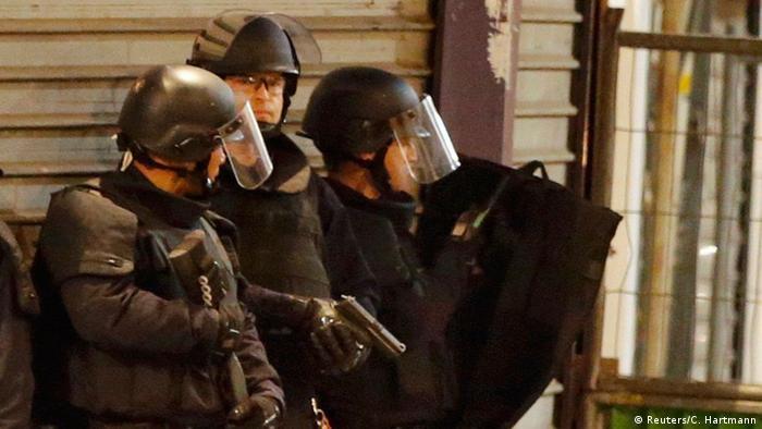 Dois mortos em operação antiterrorismo no norte de Paris