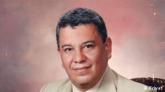 El abogado boliviano Óscar Alba