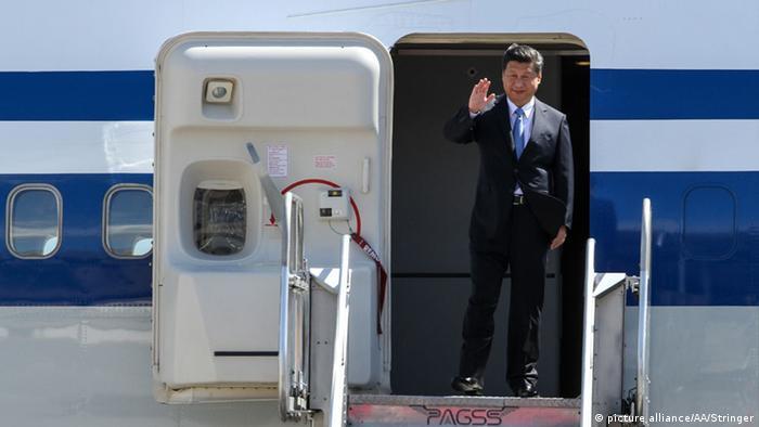Philippinen Apec Gipfel in Manila Xi Jinping