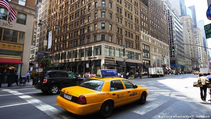 Amerika - New York