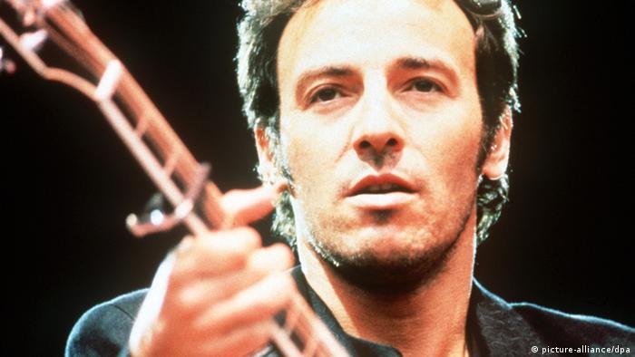 Bruce Springsteen Amerika London Wembley Stadion Großbritannien