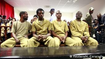 Prozess gegen Aktivisten in Angola