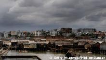 Bangladesch Klimaflüchtlinge Slum Dhaka