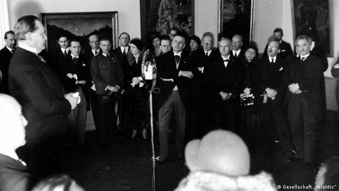 Die Schwarzen Jahre. Geschichten einer Sammlung. 1933 – 1945, 21. November 2015 - 31. Juli 2016