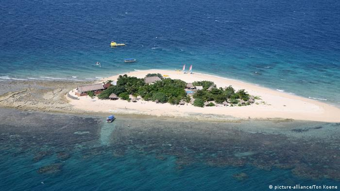 As a low-lying island nation, Fiji is on the frontlines of the fights against global warming