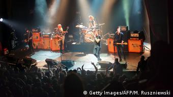 Οι Eagels of Death Metal στη συναυλία τους λίγο πριν το τρομοκρατικό χτύπημα