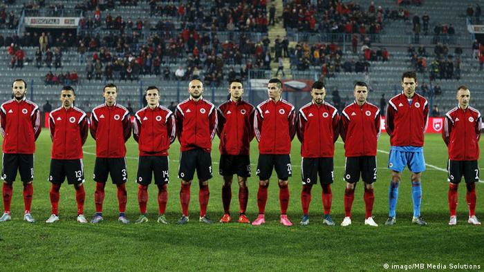 Fußball-Nationalmannschaft Albanien