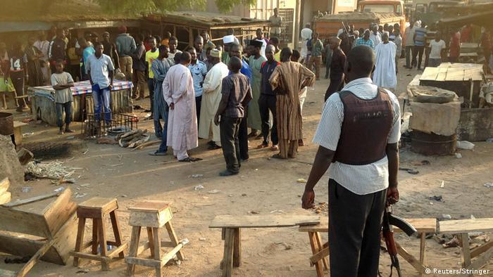 Anschlag von Boko Haram in Yola, Nigeria (Reuters/Stringer)
