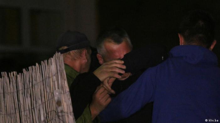 Bosnien und Herzegowina zwei Soldaten ermordet in Sarajewo