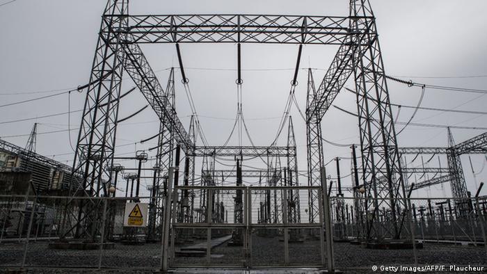 Afrika Elektrizität Nigeria Afam VI