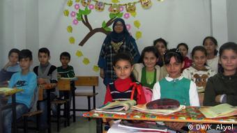 Istanbul - Schule für syrische Kinder (DW/K. Akyol)