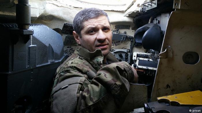Микола Маланич по поверненні з війни бореться за справедливість у суді