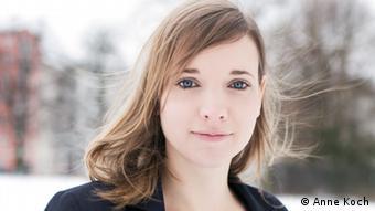 Autorin, Netzaktivistin und Feministin Anne Wizorek (Foto: Anne Koch)