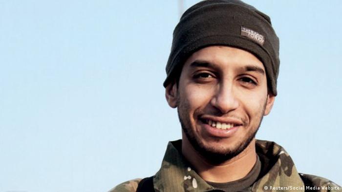 عبدالحمید اباعود، طراح و یکی از مهاجمان حملات تروریستی پاریس