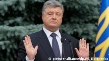 Ukraine Präsident Petro Poroschenko