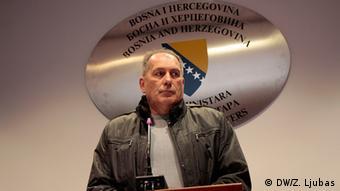 Bosnien und Herzegowina Sicherheitsminister Dragan Mektić