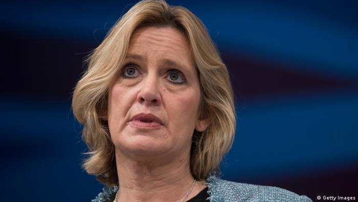 England - Energieministerin Amber Rudd (Getty Images)