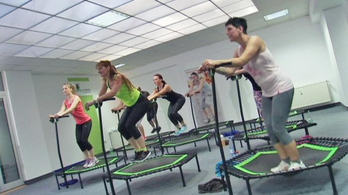 20.11.2015 DW fit & gesund Jumping Fitness