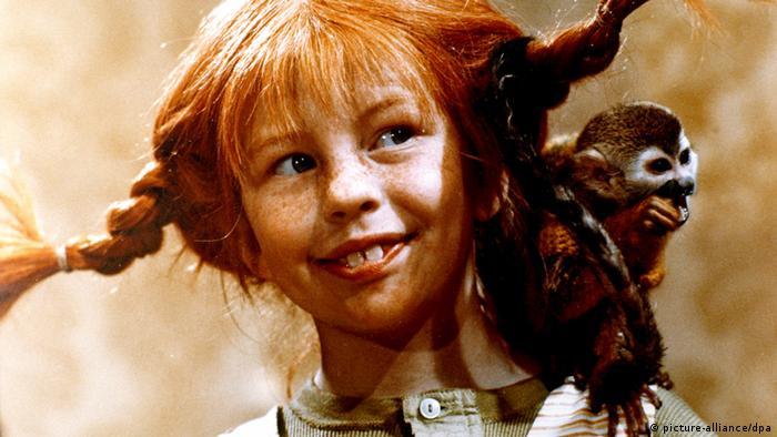 Filme ainda Pippi das Meias Altas (aliança de fotos / dpa)