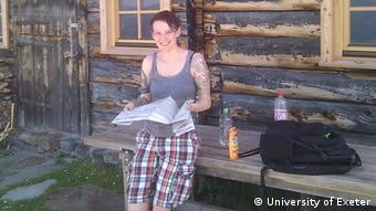 Thekla Morgenroth erforscht an der University of Exeter Rollenvorbilder (Foto: University of Exeter)