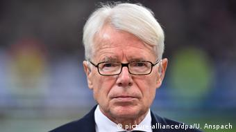 German football association president Reinhard Rauball