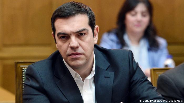 Symbolbild - Premierminister Tsipras