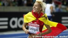 Deutschland IAAF World Championships in Athletics 2009 - Marta Dominguez