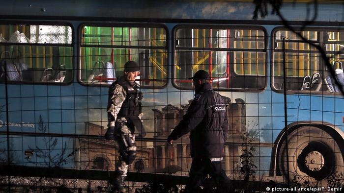 Der bosnische Kampf gegen den Terrorismus