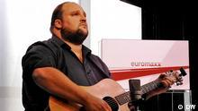 Alex Diehl bei Euromaxx