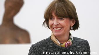 Henriette Reker tritt Dienst an