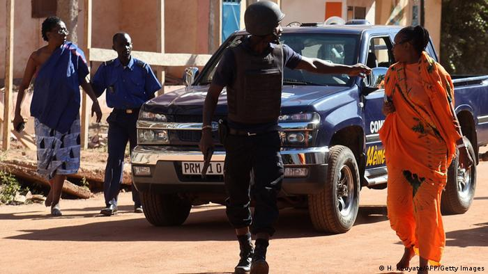 Scores of foreign hostages remain inside besieged Bamako hotel