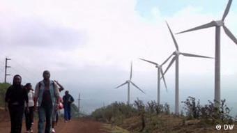 Image symbolisant l'énergie éolienne